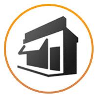 notebook repair corner - geschäft icon