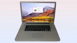 MacBook Pro (17-inch, Early 2011)
