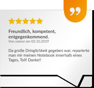 Kundenbewertungen von AUSGEZEICHNET.ORG